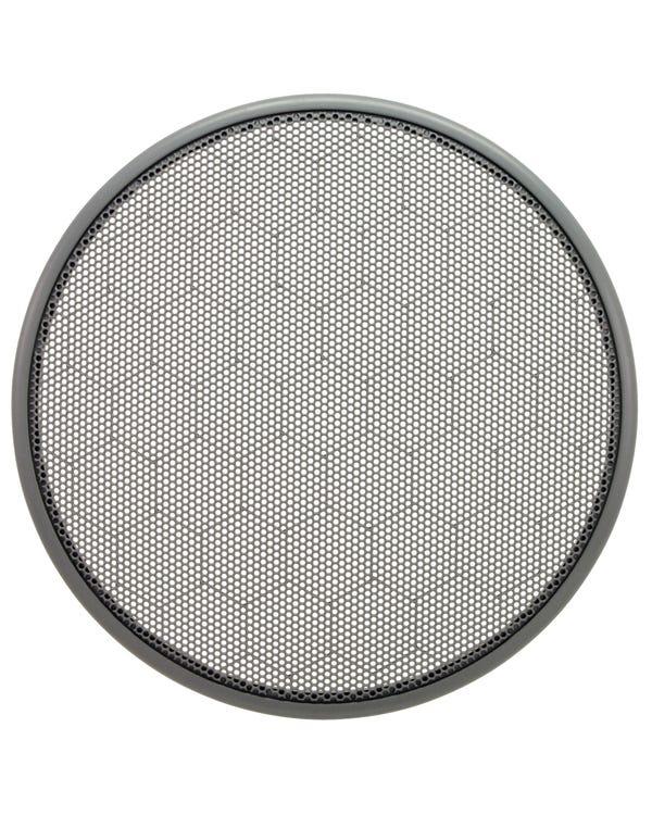 Front Door Pocket Speaker Trim in Grey