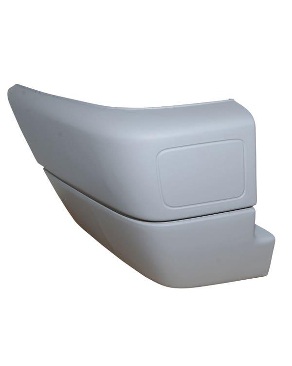 Left Rear Bumper End Cap (Primed)