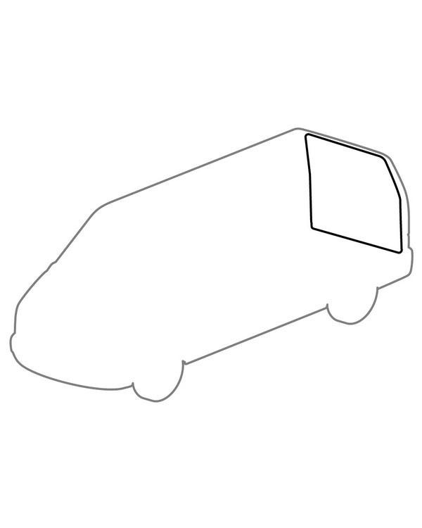 Tailgate or Barn Doors Seal
