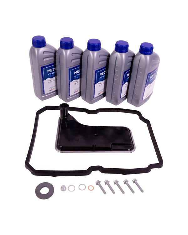 Tiptronic Gearbox Oil Filter Kit with Oil