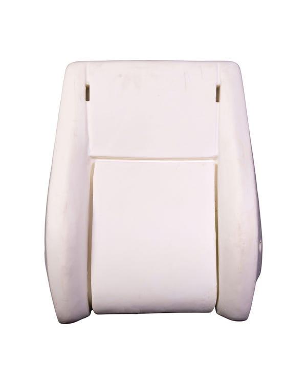 Seat Backrest Foam Padding, Drivers Seat