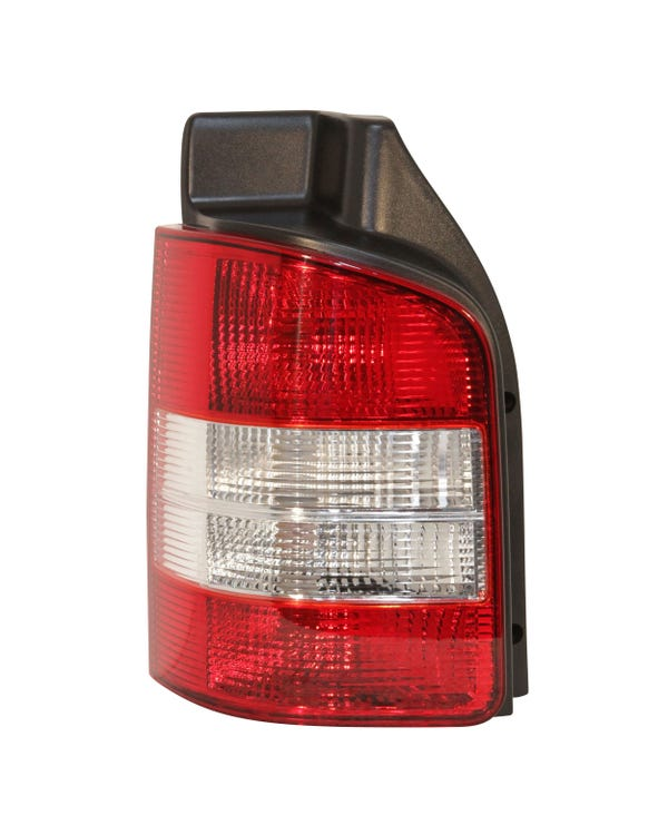 Rear Light Left for Barn Door Model with Clear Indicator