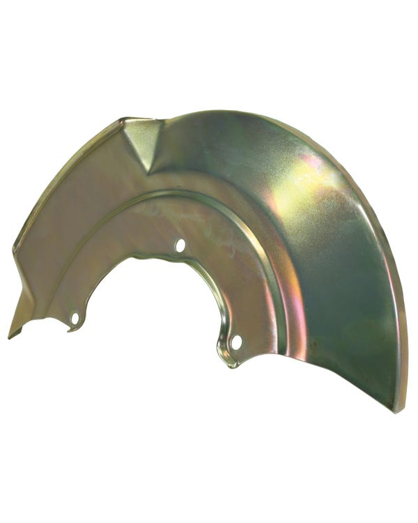 Brake Disc Backing Plate Front Right