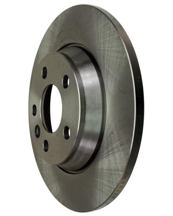 Rear Brake Disc 294x13.5mm PR-Code 2E3