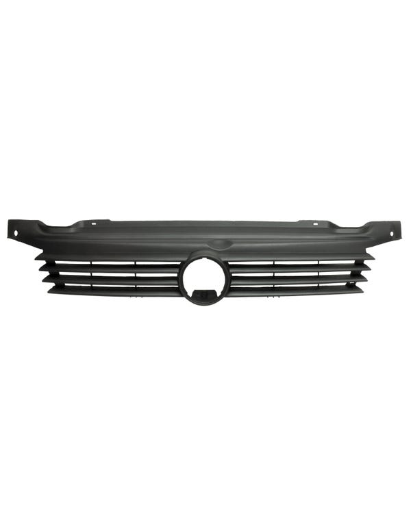 Upper Front Grille Black for Long Nose Model
