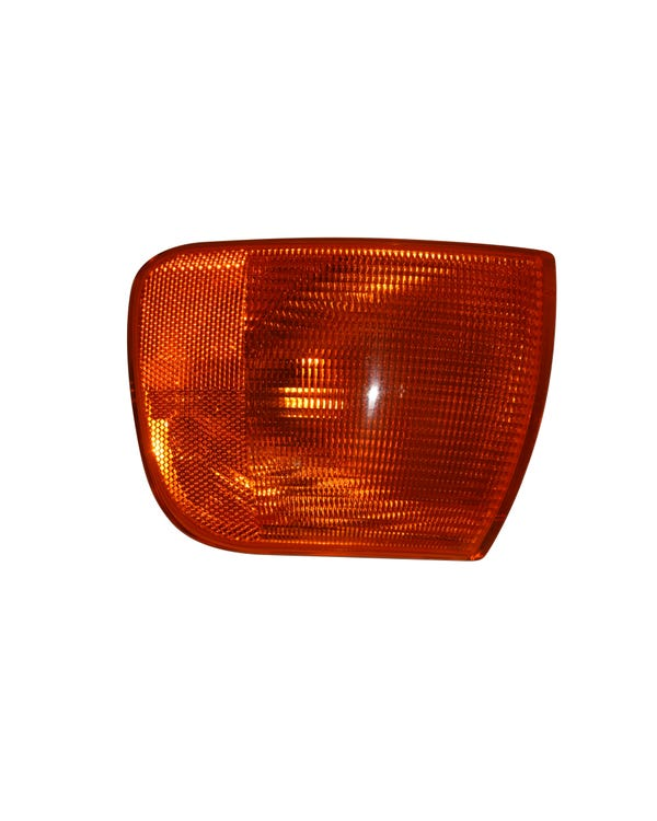 Front Indicator Assembly with Amber Lens Left Long Nose