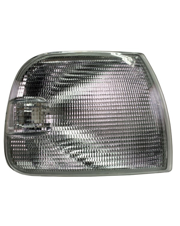Right Front Indicator, Clear Lens, Long Nose, T4 01/96-03