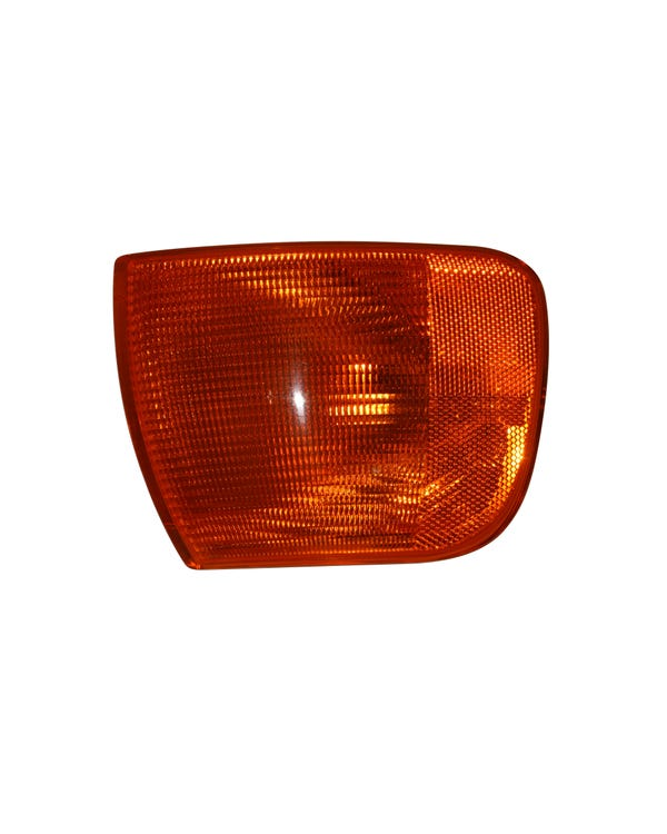 Front Indicator Assembly with Amber Lens Right Long Nose