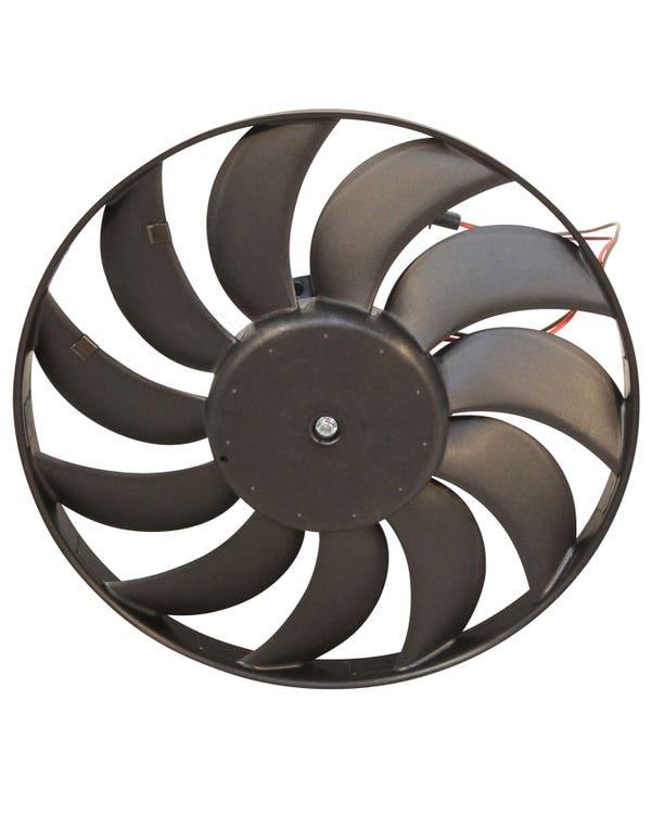 Kühlerlüfter mit Motor, 350 Watt, 345 mm Durchmesser