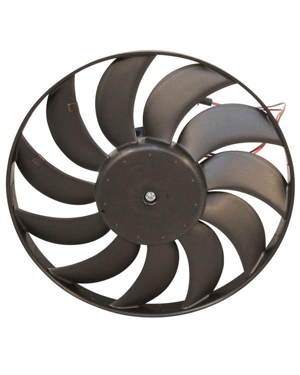 Radiator Fan with Motor 350 Watt 345mm Diameter