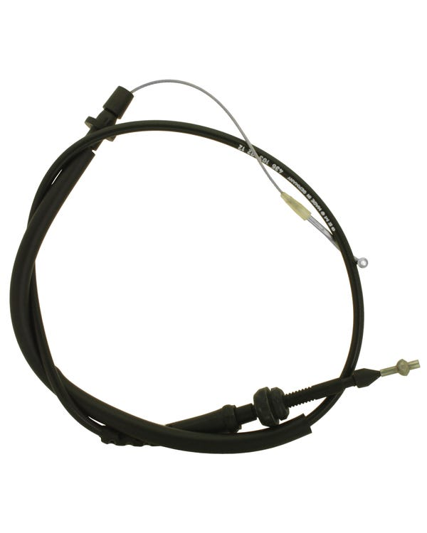 Accelerator Cable for Left Hand Drive 2.5 Petrol