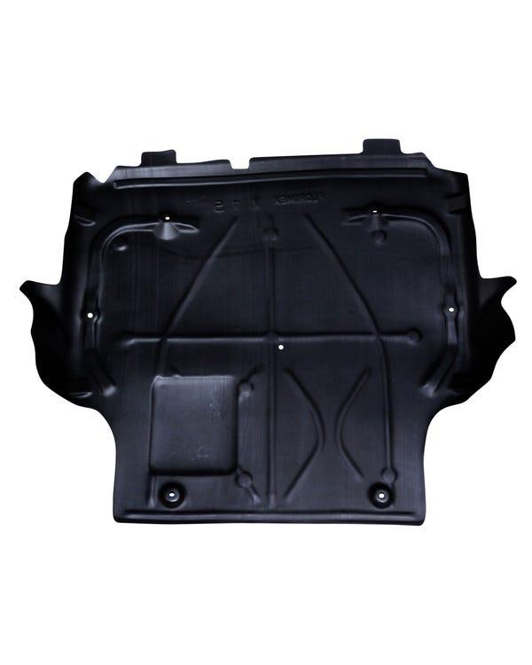Motorunterschutz aus Kunststoff für Schalt- und Automatikgetriebe