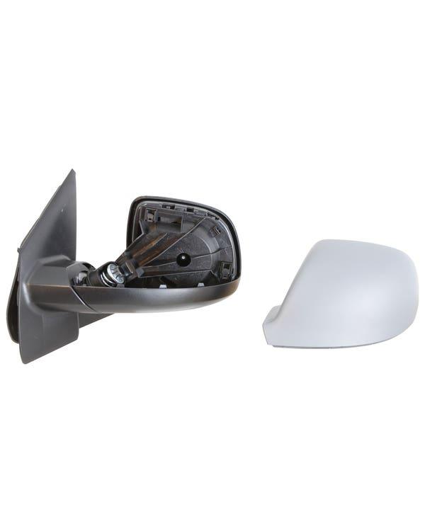 Retrovisor izquierdo de puerta con ajuste manual para modelos con el volante a la derecha