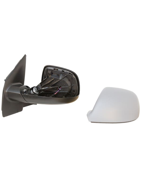 Retrovisor izquierdo con base plegable con ajuste manual para modelos con el volante a la derecha