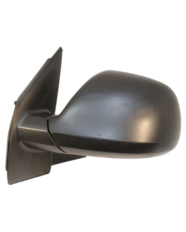Wing Mirror Black with Electric Adjustment and Heated for Right Hand Drive Left