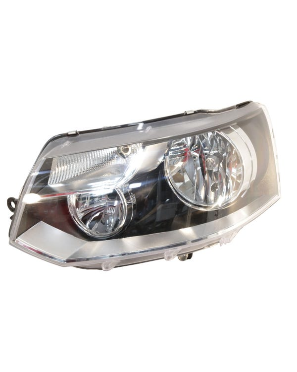 Headlight Assembly for Right Hand Drive Twin Light Model Left