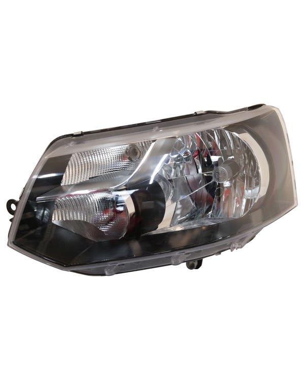 Headlight Assembly for Right Hand Drive Single Light Model Left