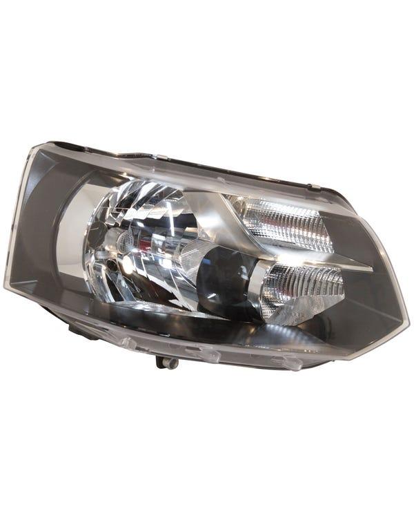 Ensamblaje de faro derecho de una luz para modelos con el volante a la derecha