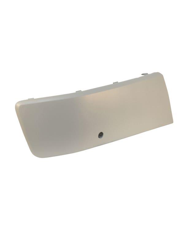 Front Bumper Moulding, with Park Sensor Hole, Primed, Right, T5.1 Facelift