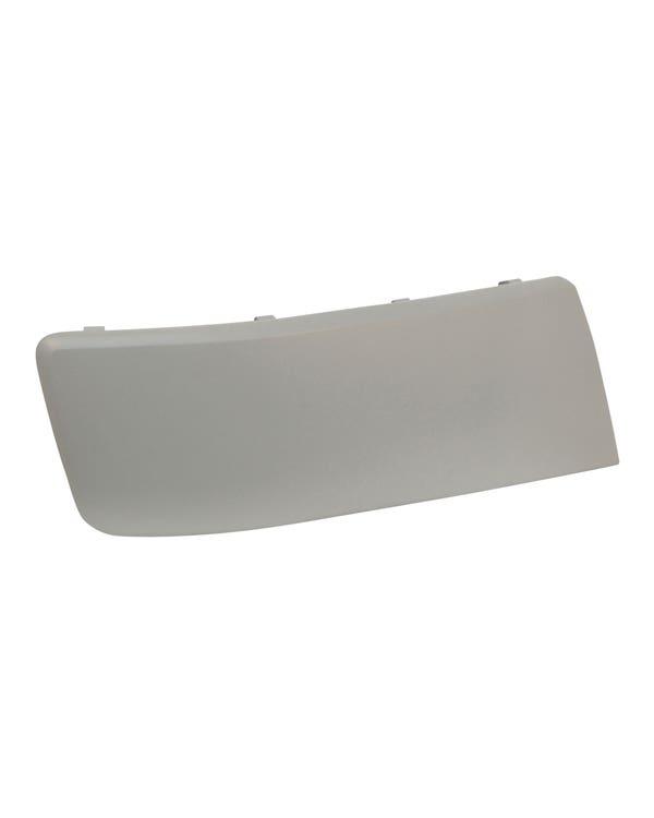 Front Bumper Moulding, without Park Sensor Hole, Primed, Right, T5.1 Facelift