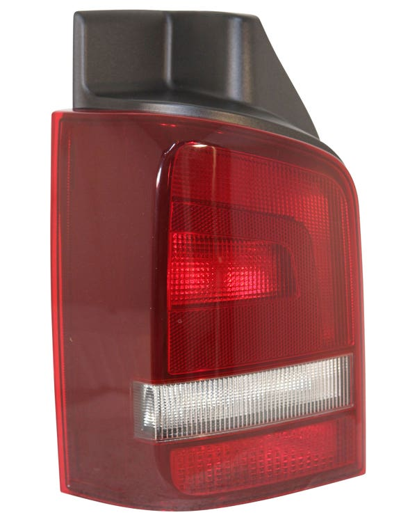 Tail Light Unit Smoked for Tailgate Models - Left