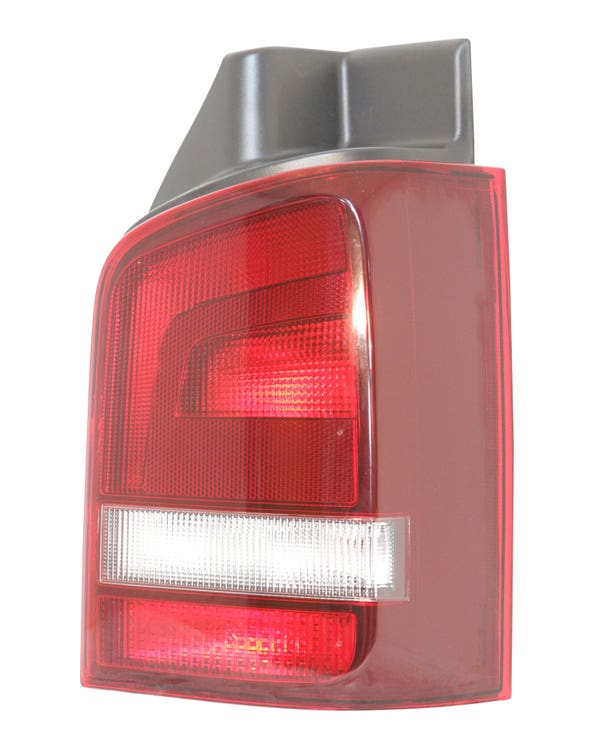 Tail Light Unit Smoked for Tailgate Models - Right