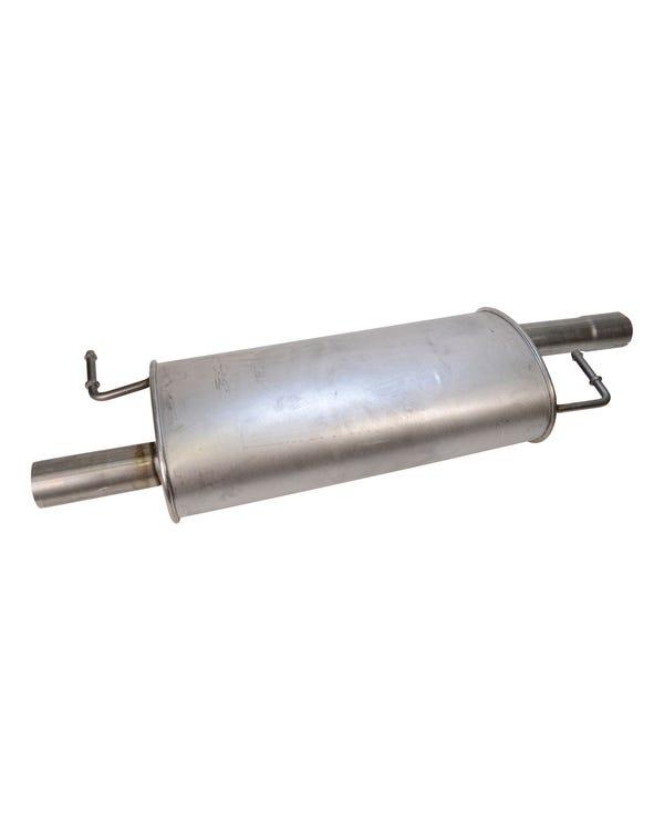 Front Exhaust muffler 1.9 Diesel