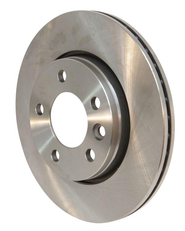 Discos de freno traseros de 294x22mm, pareja ventilada