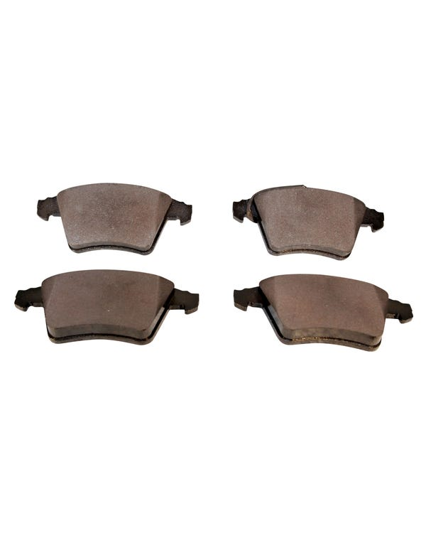 Brake Pad Set, Front with Wear Indicator