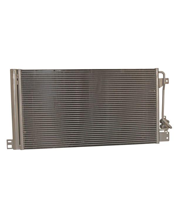 Condensador de aire acondicionado con unidad secadora