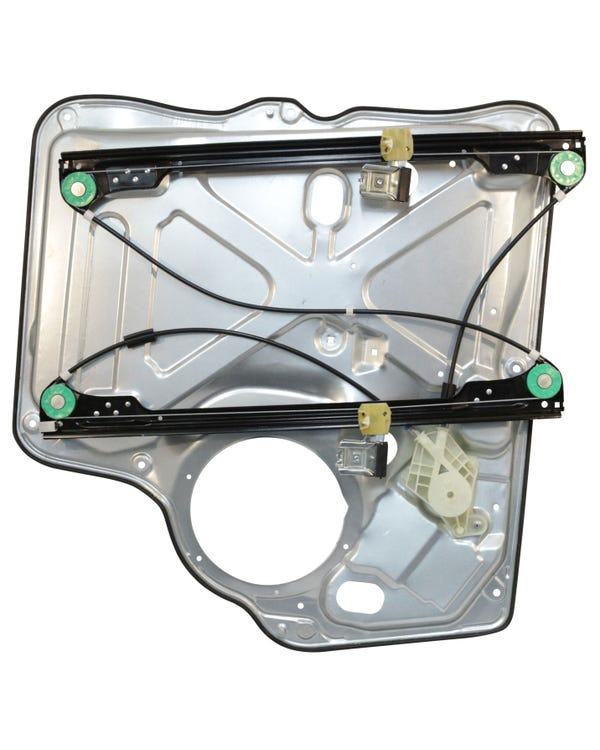 Right Front Door Electric Window Regulator without Motor