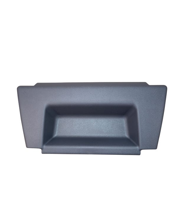 Seat Base Cover Trim, Anthracite, Single Seat
