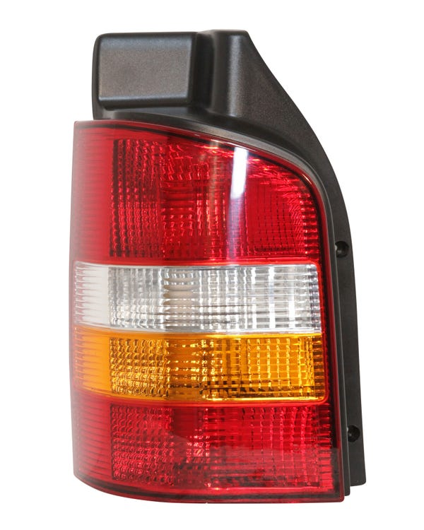 Rear Light Left for Tailgate Model with Yellow Indicator