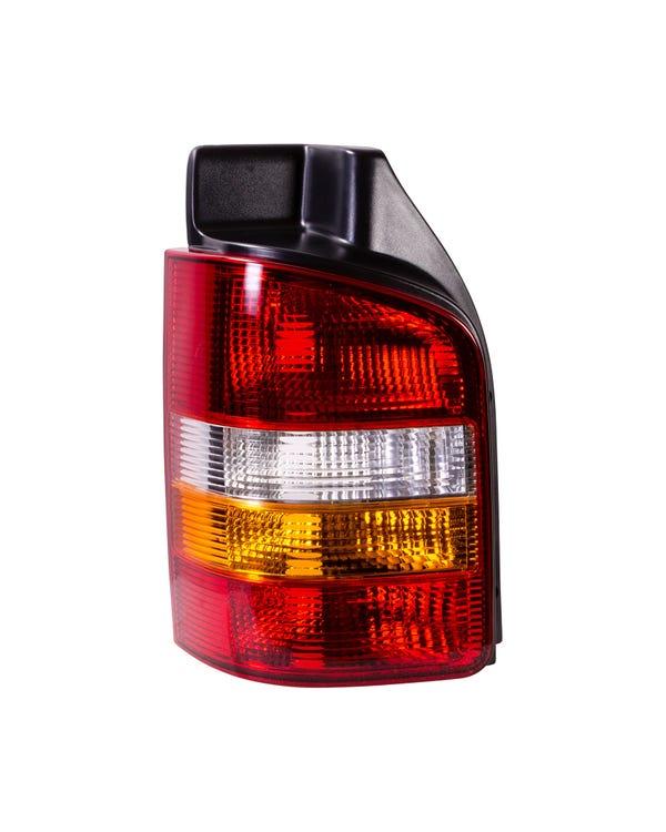 Rear Light Left for Barn Door Model with Amber Indicator
