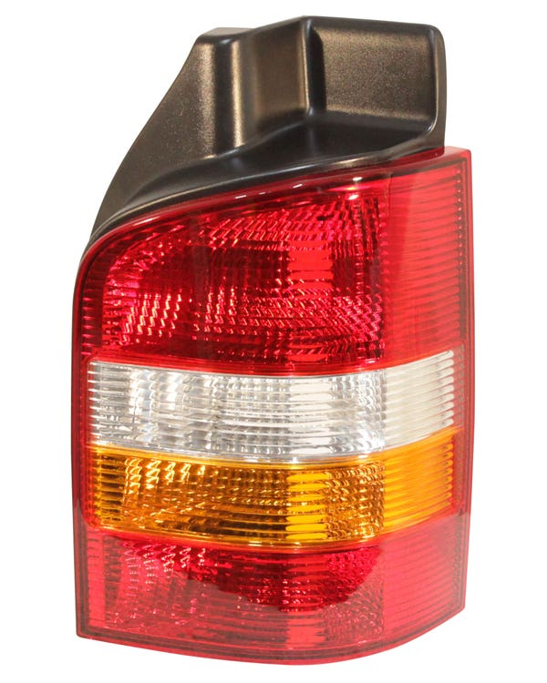 Rear Light Right for Tailgate Model with Amber Indicator