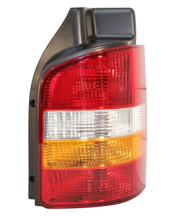Rear Light Right for Barn Door Model with Amber Indicator