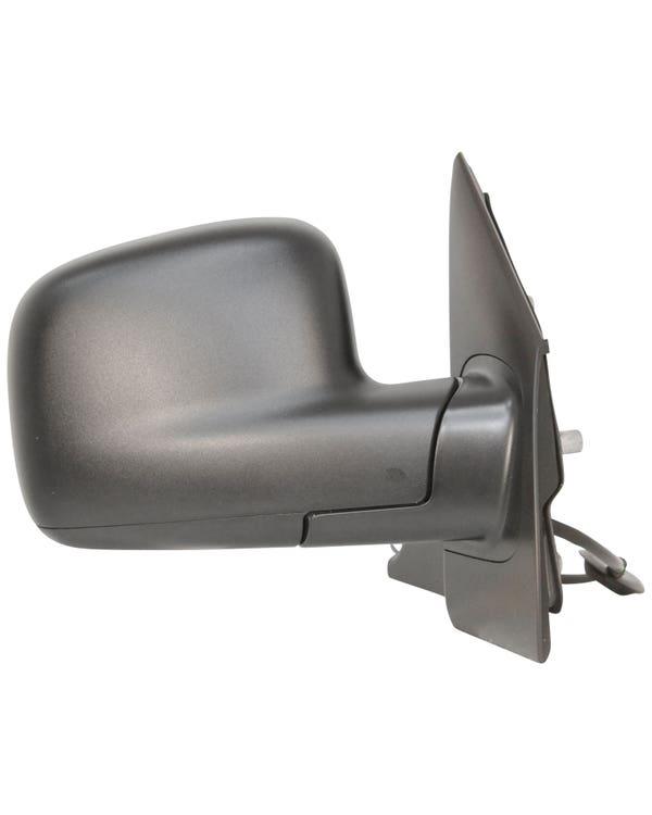 Retrovisor derecho plegable de puerta con ajuste eléctrico y retrovisor calefactado para modelos con el volante a la izquierda