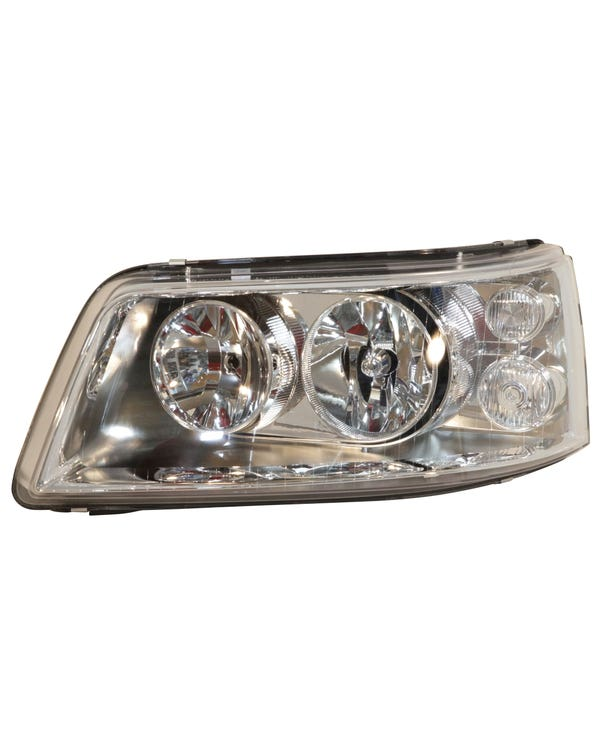 Headlight Assembly for Right Hand Drive Twin Light Caravelle Model Left