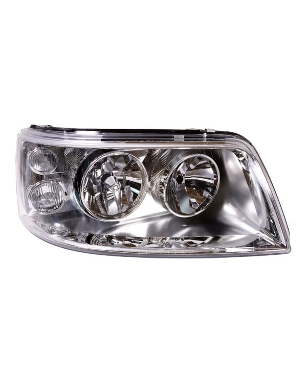 Headlight Assembly for Right Hand Drive Twin Light Caravelle Model Right