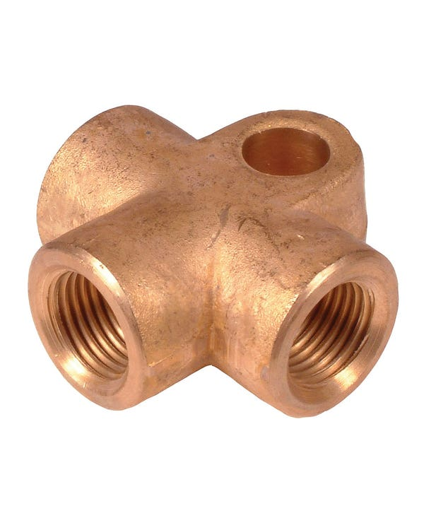 Brake Pipe Connector 3 Point