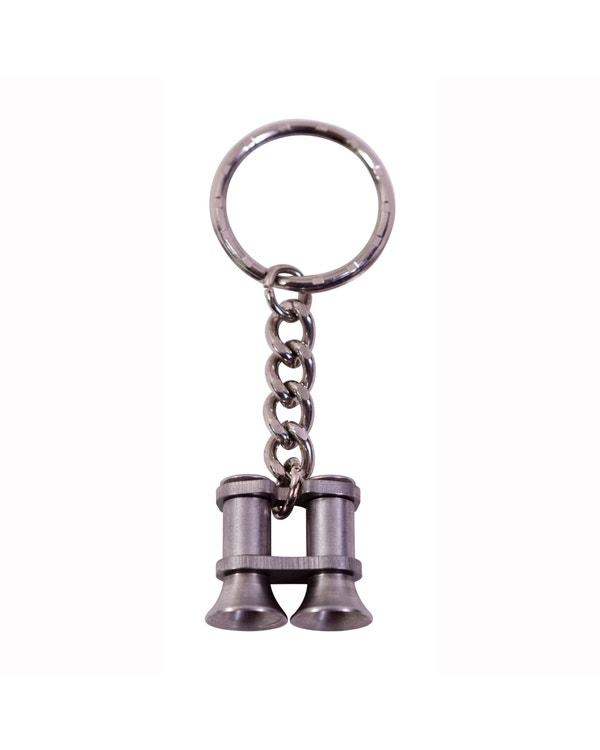 Stainless Steel 48IDA Key Ring