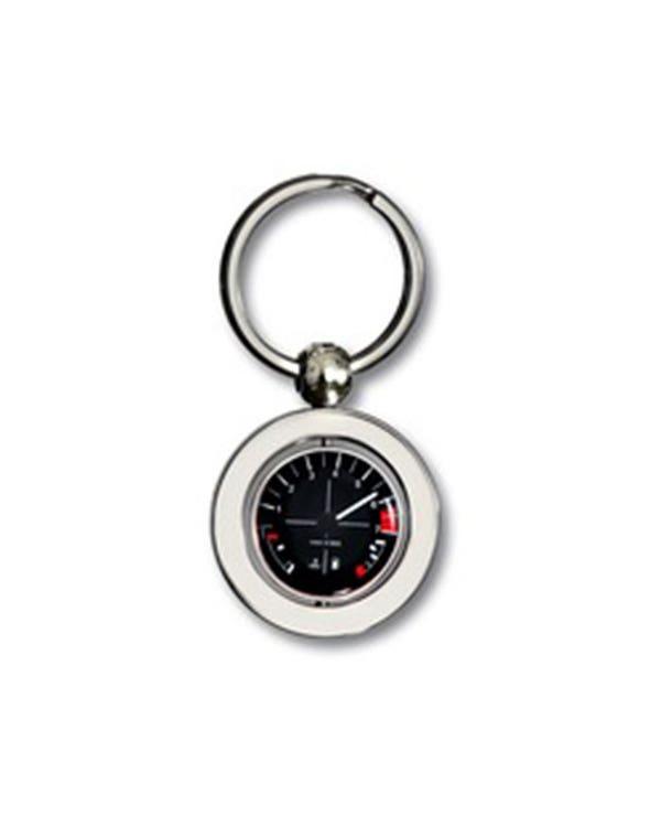 Keyring Rotating GTI Speedometer/Tachometer