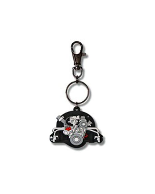 Rubber Keyring Air Cooled Engine