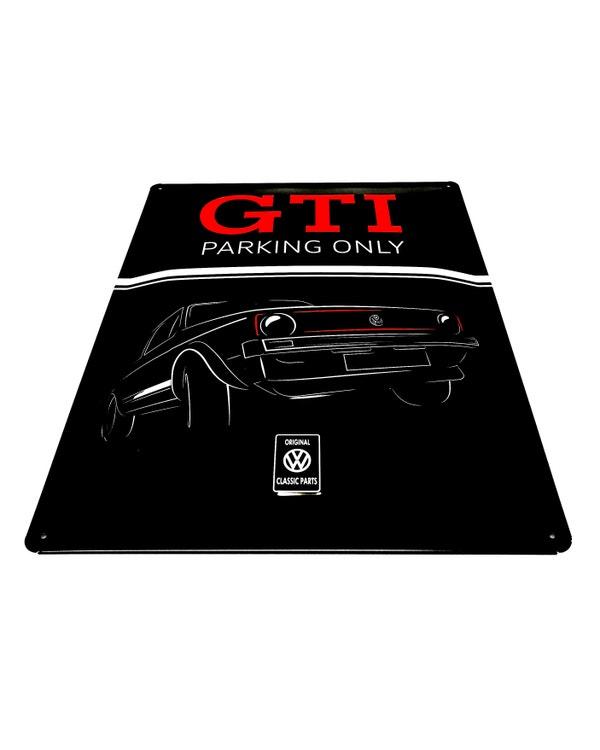 Mk1 Golf GTI Parking Only