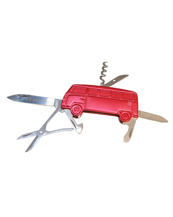 VW Bus Pocket Knife with Gift Box