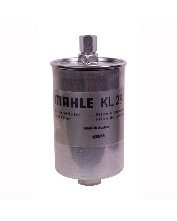 Fuel filter, Canister Type GTI 8V/16V K-jet
