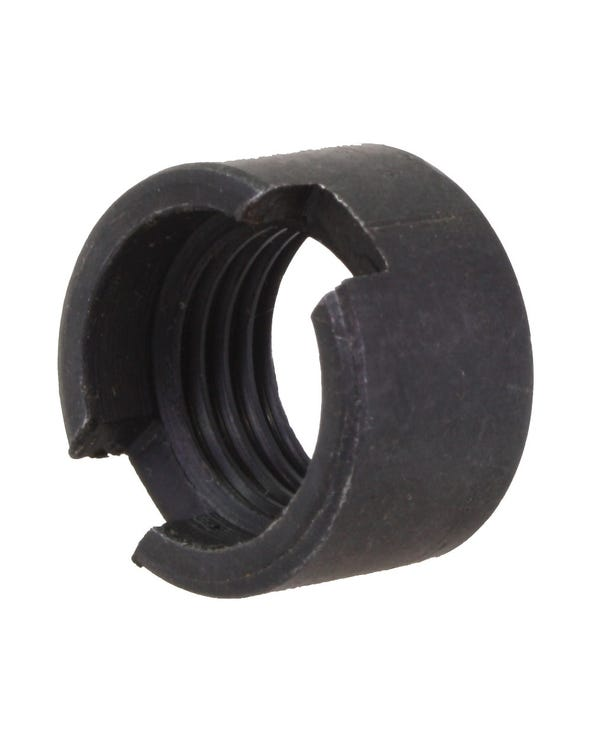 Front Suspension Top Mount Slotted Nut