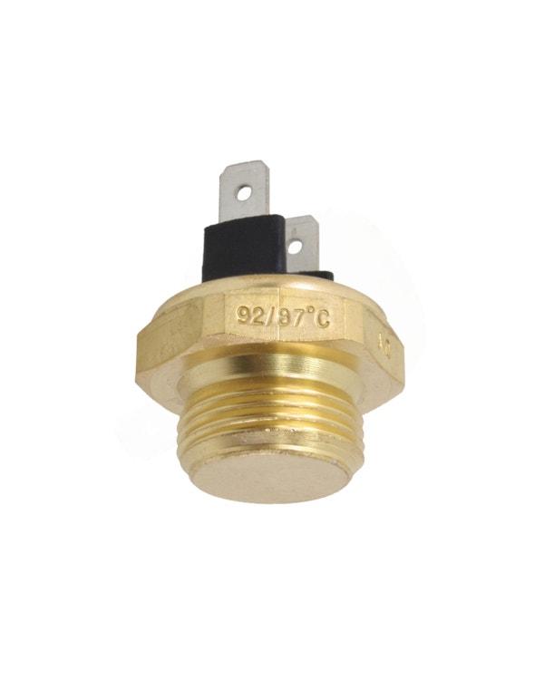 Schalter, Kühlerlüfter, 92-87C, 2 Klemmen