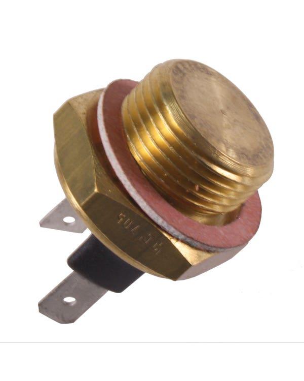 Radiator Fan Switch Including Seal, 90-92C 2 Terminal