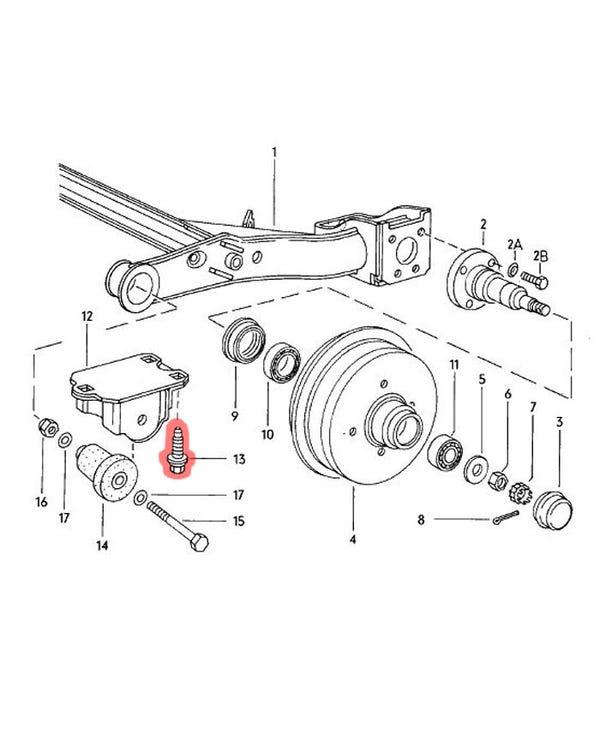 Sechskantschraube, M10x36
